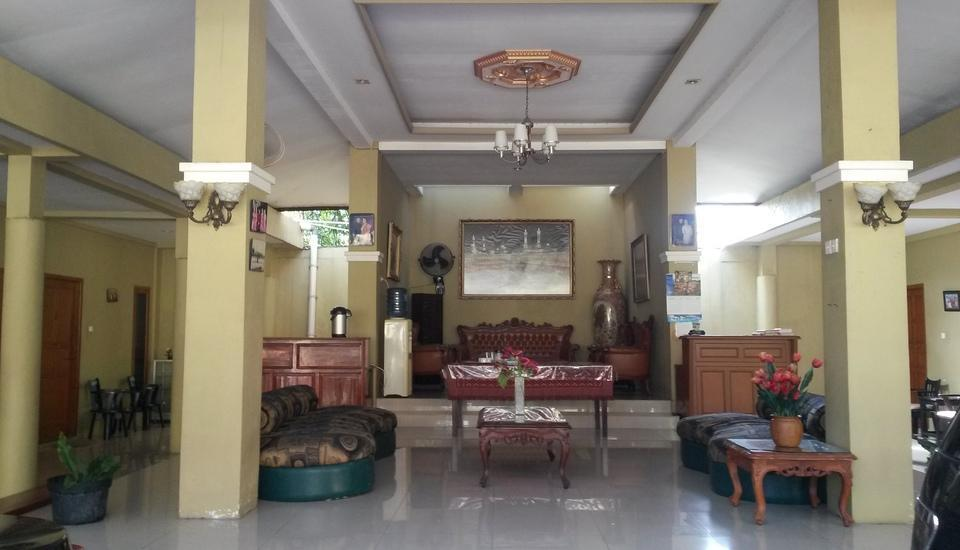 D'Cemara Guest House Jambi - Lobby utama/area umum