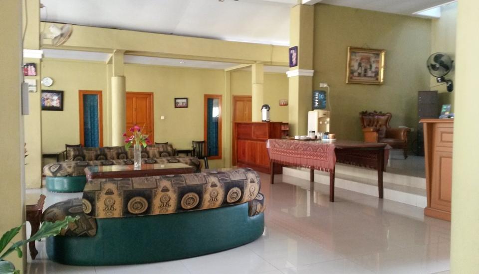 D'Cemara Guest House Jambi - Area umum