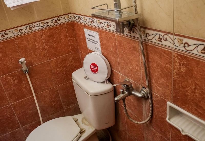 NIDA Rooms Lodaya 83 Lenkong - Kamar mandi