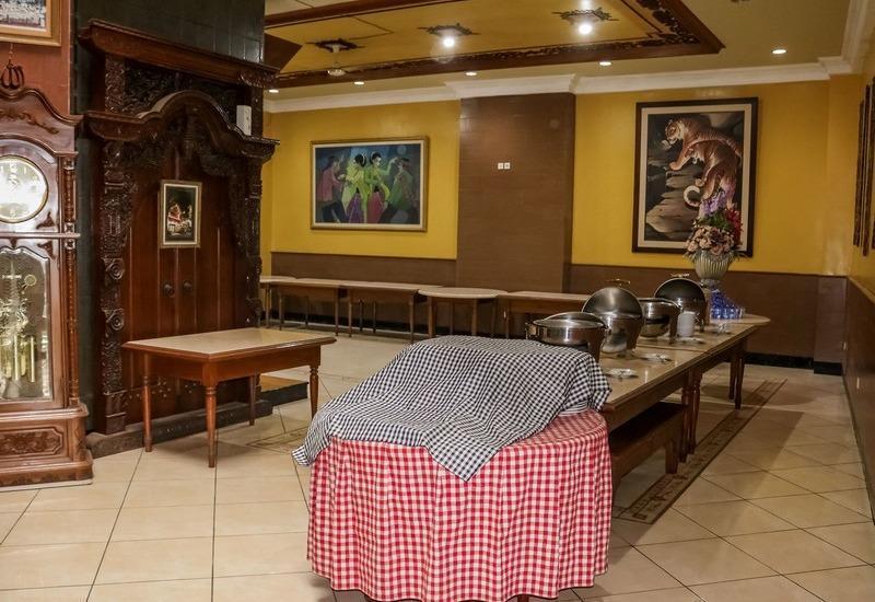 NIDA Rooms Lodaya 83 Lenkong - Restoran
