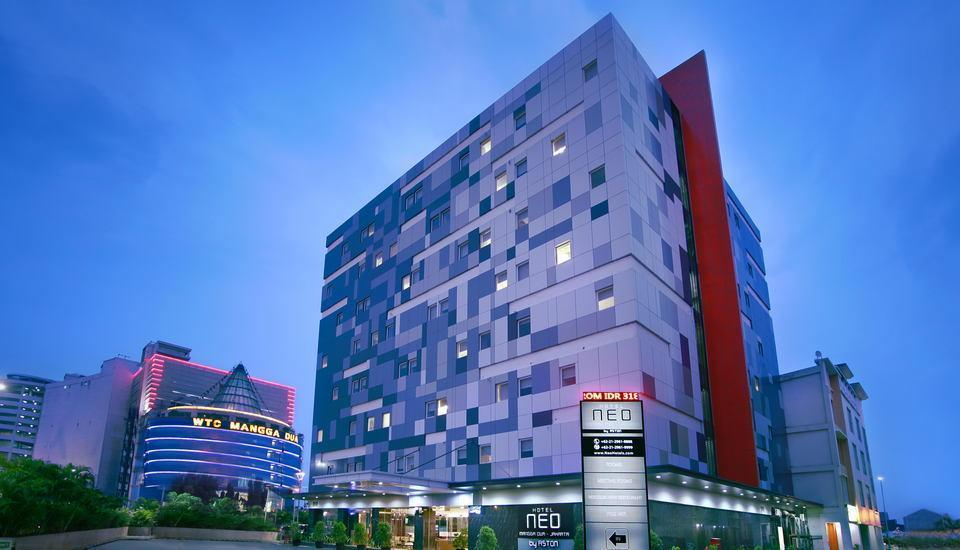 Neo Hotel Mangga Dua - Eksterior