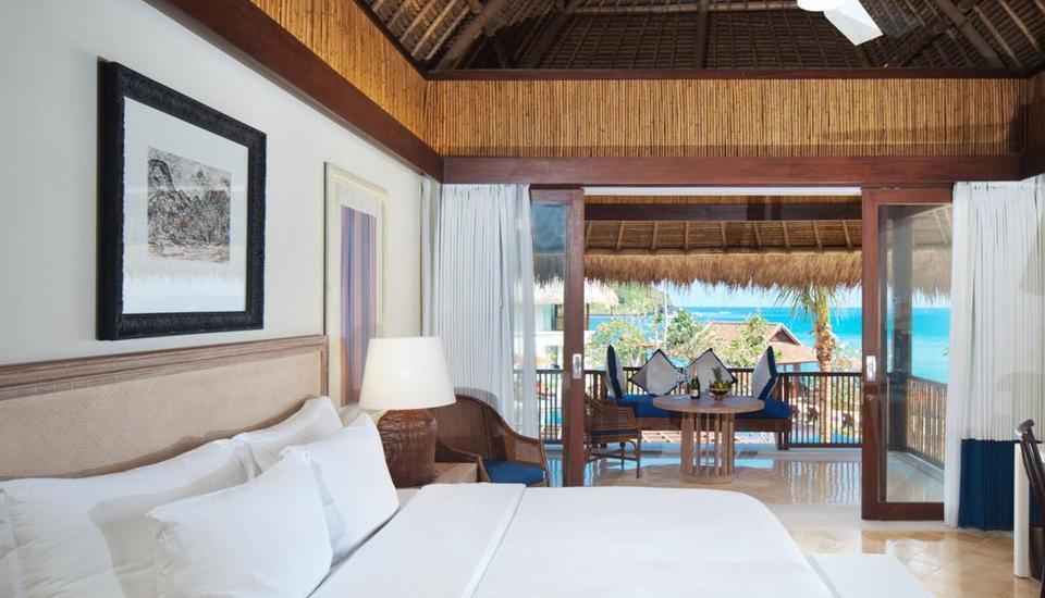 Sudamala Suites & Villas Senggigi Lombok - Kamar tamu