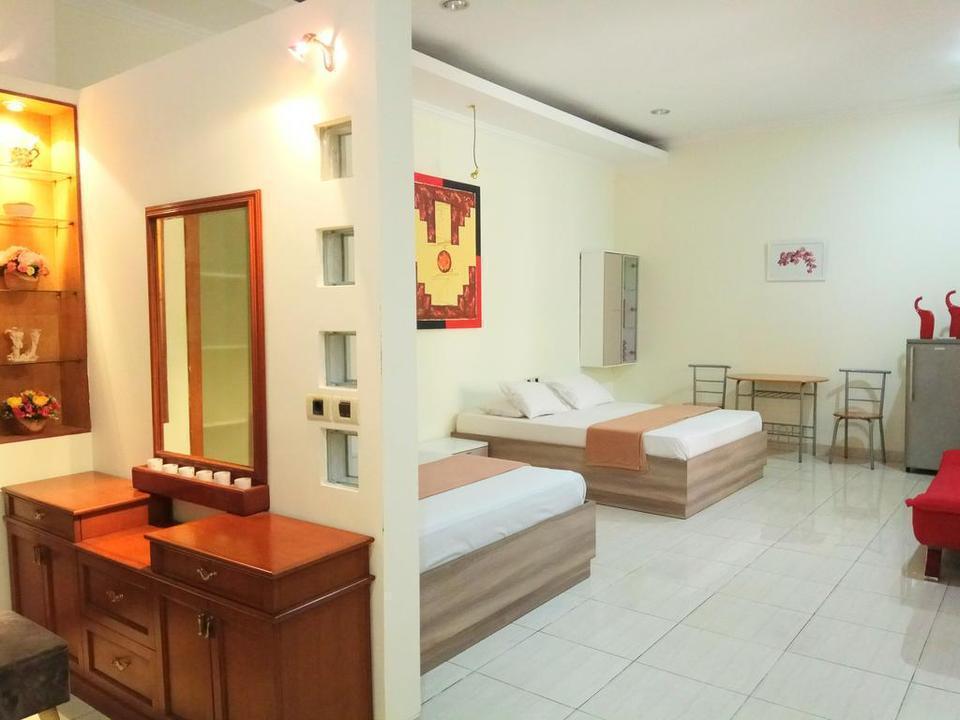 GK Gallery Rumah Sewa Purwokerto - Guest room