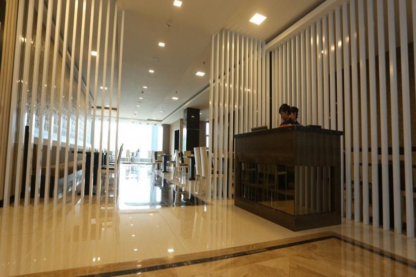 Travello Hotel Bandung - Lobi