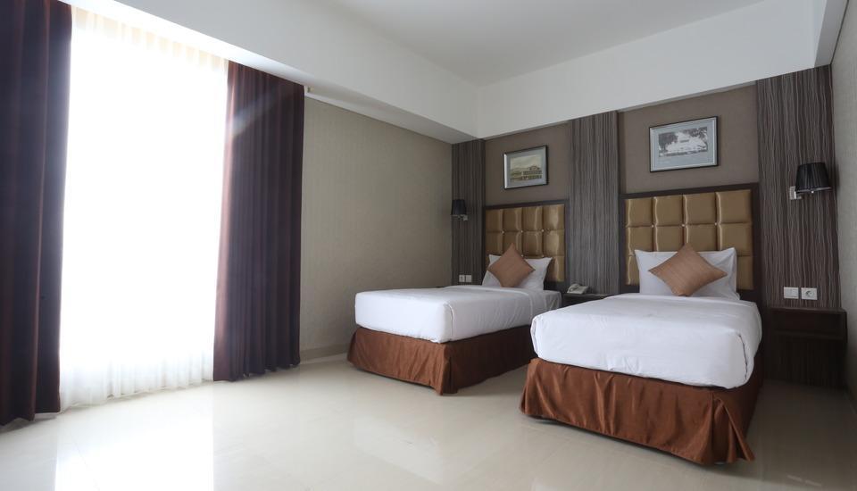 Travello Hotel Bandung - Standar Twin