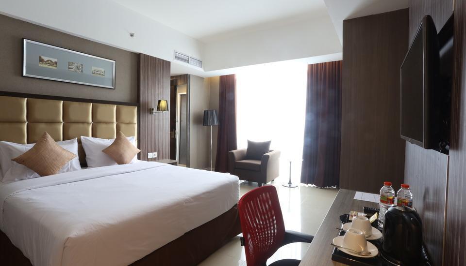 Travello Hotel Bandung - Kamar Standart