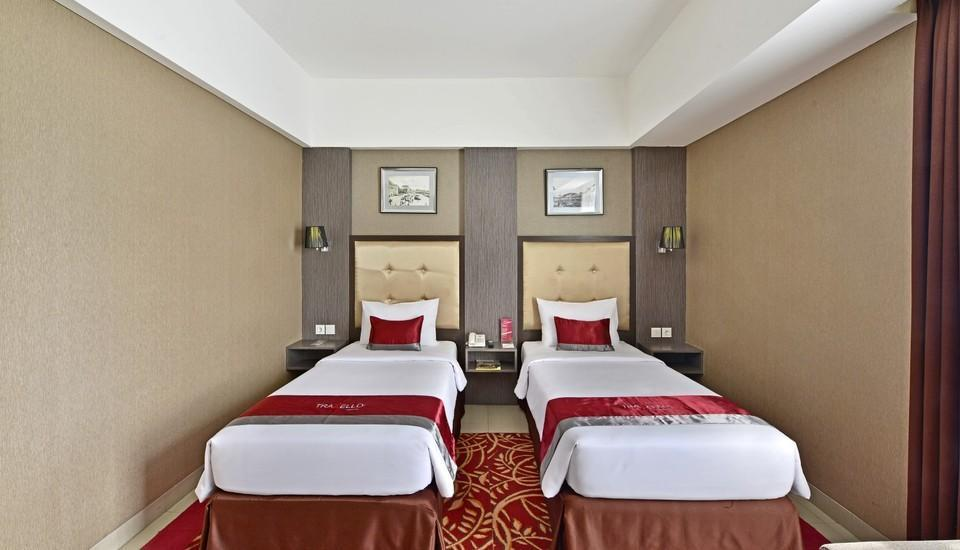 Travello Hotel Bandung - Standard Room Only Basic Deal Save 15%