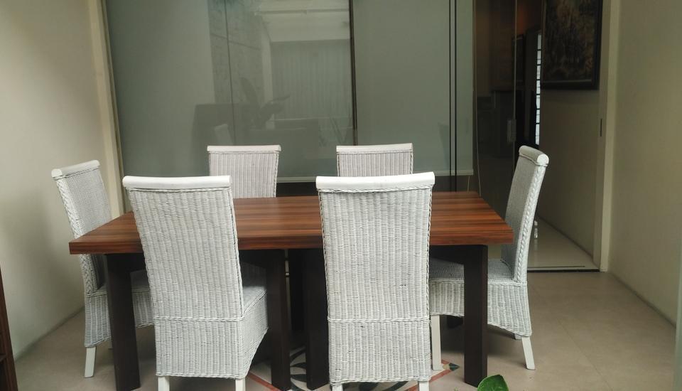 Villa CT 195 Bandung - Dinning Room