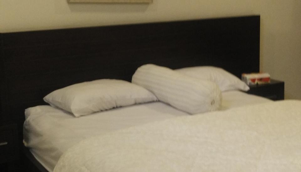 Villa CT 195 Bandung - Bedroom