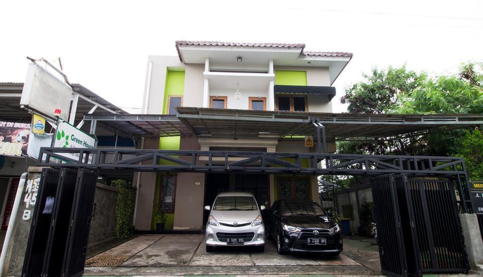 RedDoorz @Cipete Utara 2 Jakarta - Eksterior