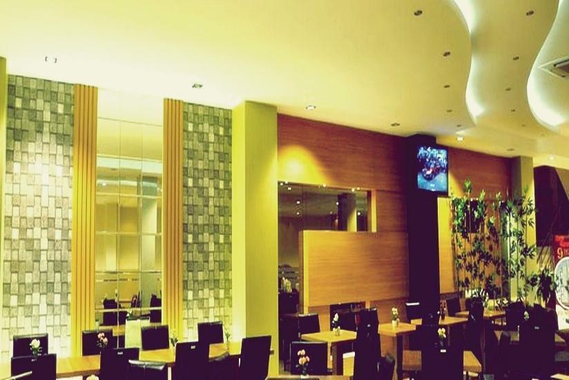 G Hotel Pontianak - Restoran
