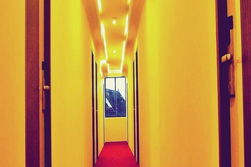 G Hotel Pontianak - Koridor