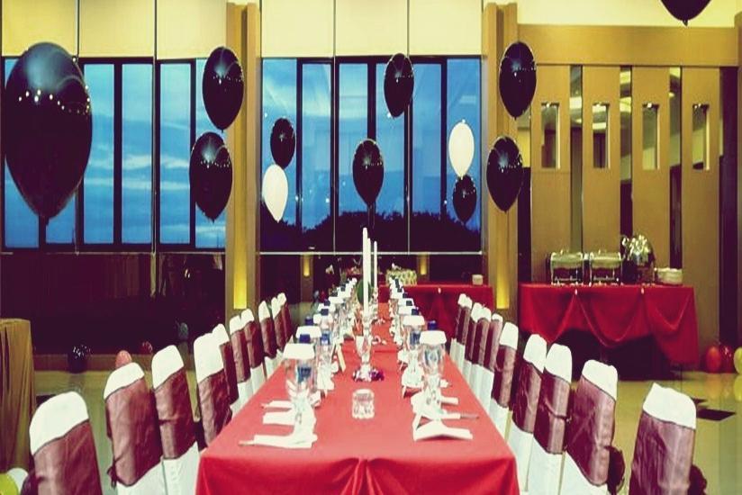 G Hotel Pontianak - Ballroom