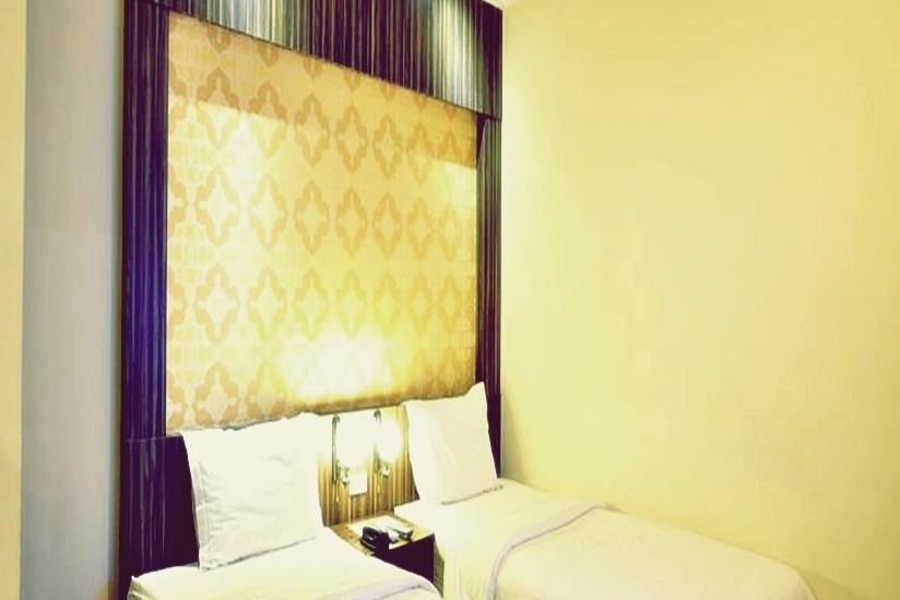 G Hotel Pontianak - Kamar Tamu