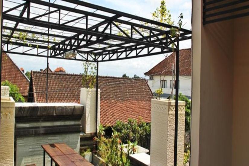 Kara Residence Bali - Balkon