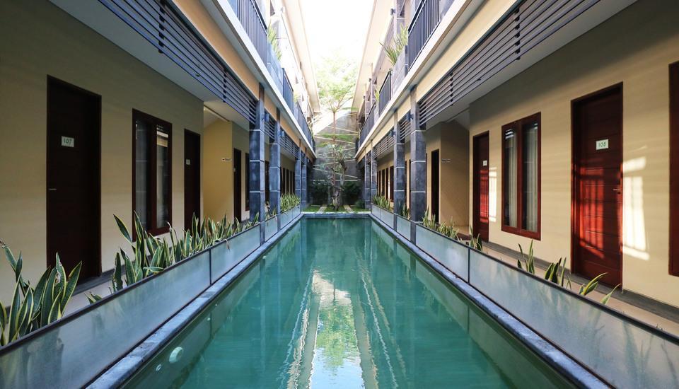Kara Residence Bali - Pool