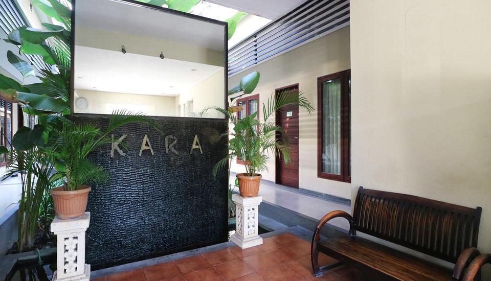 Kara Residence Bali - Lobby