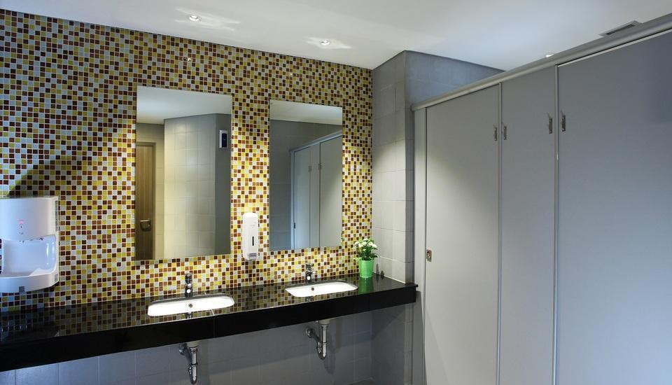 Zest Hotel Airport Tangerang - Toilet