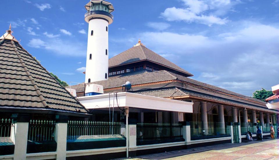 Sofyan Inn Grand Kalimas - Hotel Syariah Surabaya - Masjid Sunan Ampel