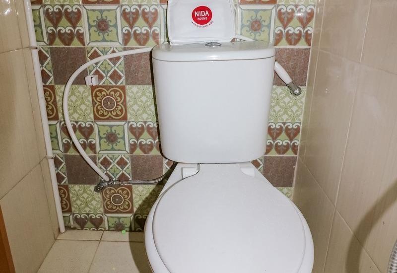 NIDA Rooms Setia Budi 90 Ring Road Medan Selayang - Kamar mandi
