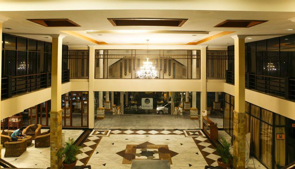 COMFORTA HOTEL TANJUNG PINANG - Lobby