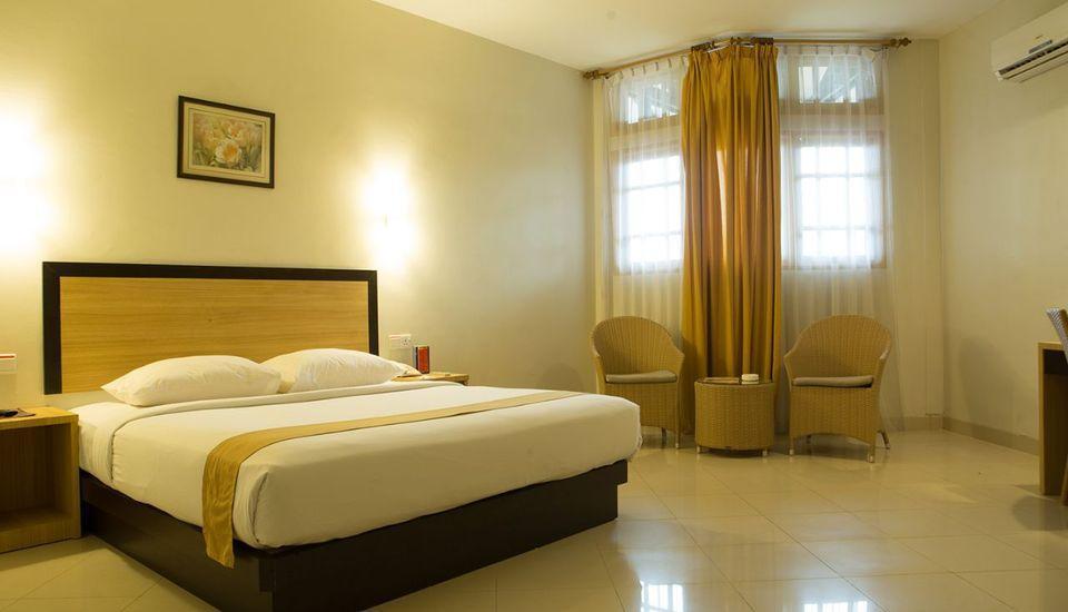 COMFORTA HOTEL TANJUNG PINANG - Guest Room