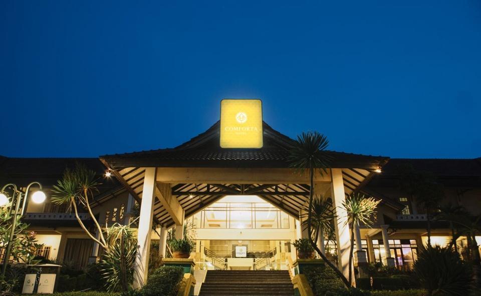 COMFORTA HOTEL TANJUNG PINANG - Exterior