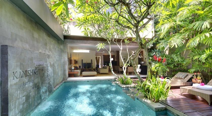 Kanishka Villas Bali - Kolam Renang