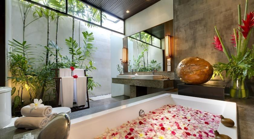 Kanishka Villas Bali - Kamar mandi