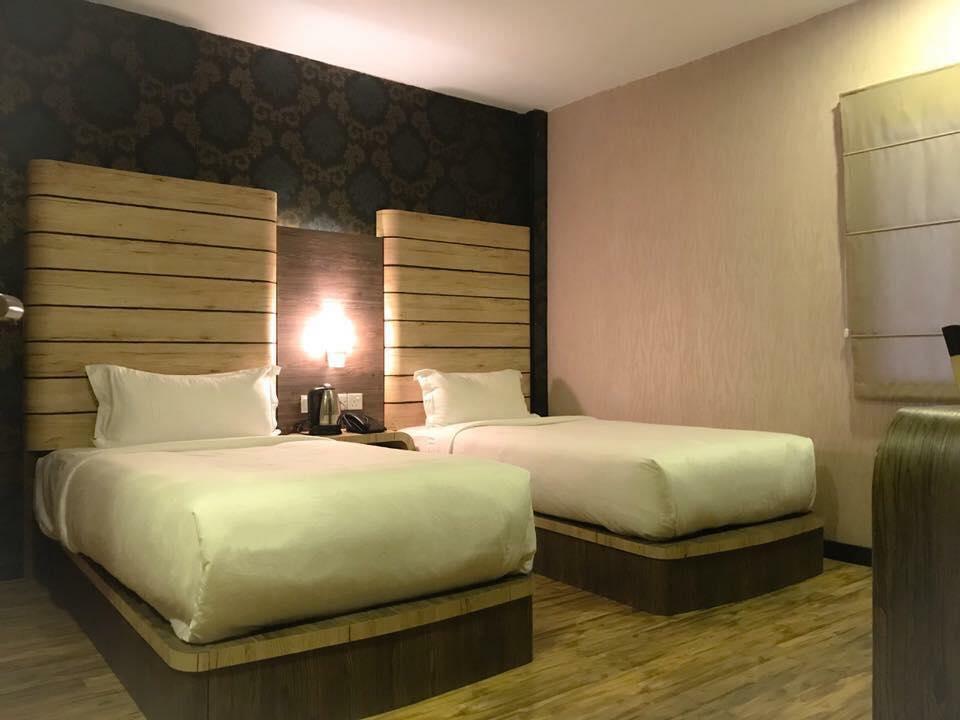 Paragon Nagoya Hotel Batam Batam - Superior Twin Regular Plan