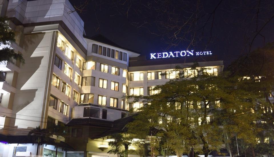 Kedaton Hotel Bandung - Bangunan