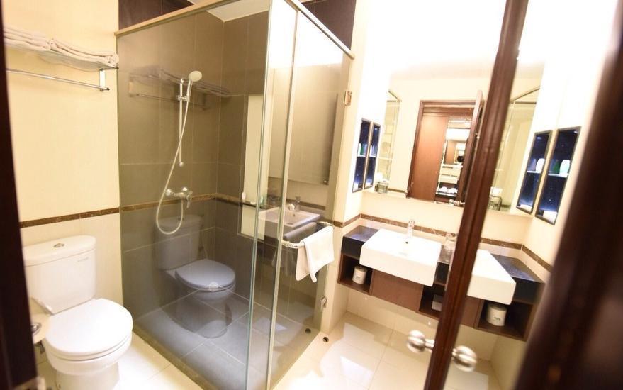 Kedaton Hotel Bandung - Deluxe Twin With Breakfast Minimum Stay