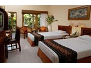 Diwangkara Holiday Villa Beach Resort Bali - Deluxe Room Only Harga Transit