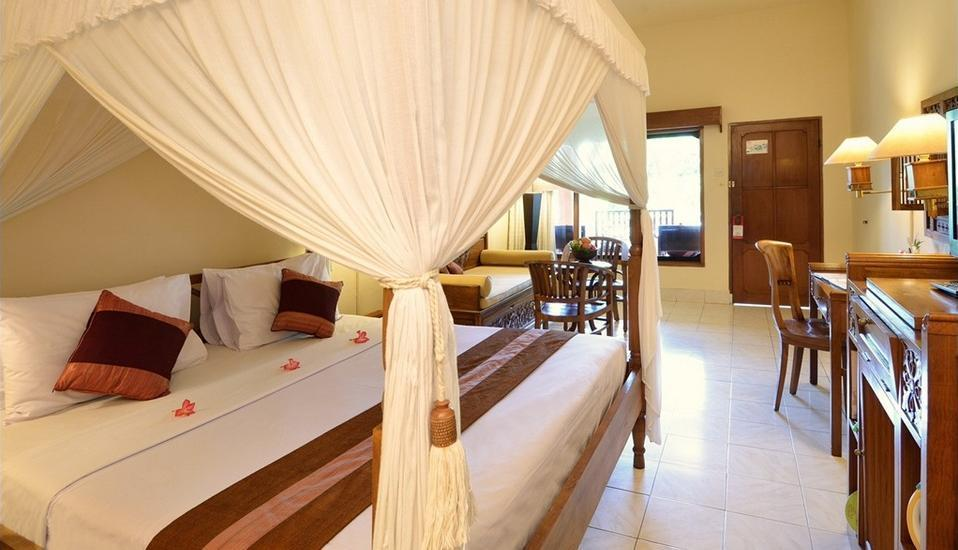 Diwangkara Holiday Villa Beach Resort Bali - Kamar Deluxe