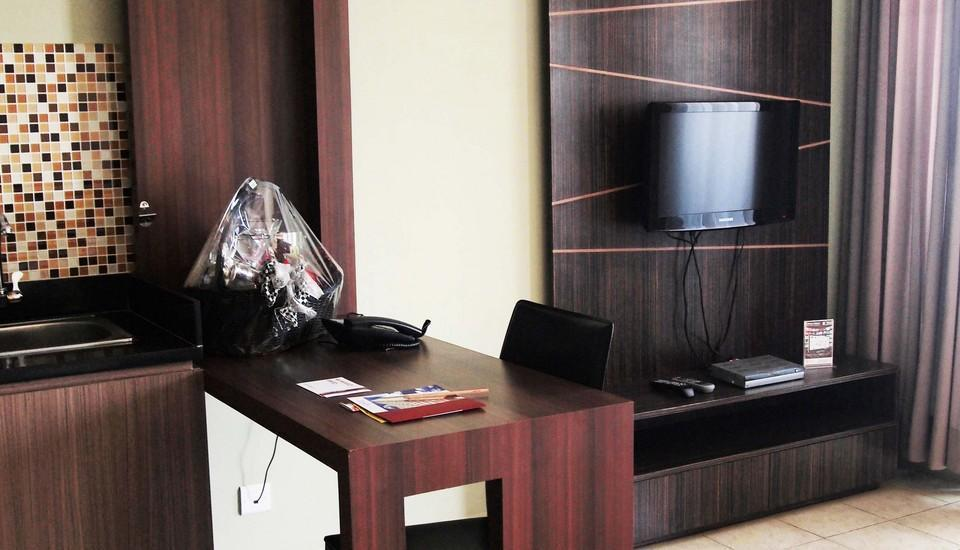 Simply Valore Hotel Cimahi - Junior Suite Room Only Regular Plan