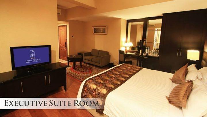 Hotel Pacific Balikpapan - Executive Suite Regular Plan