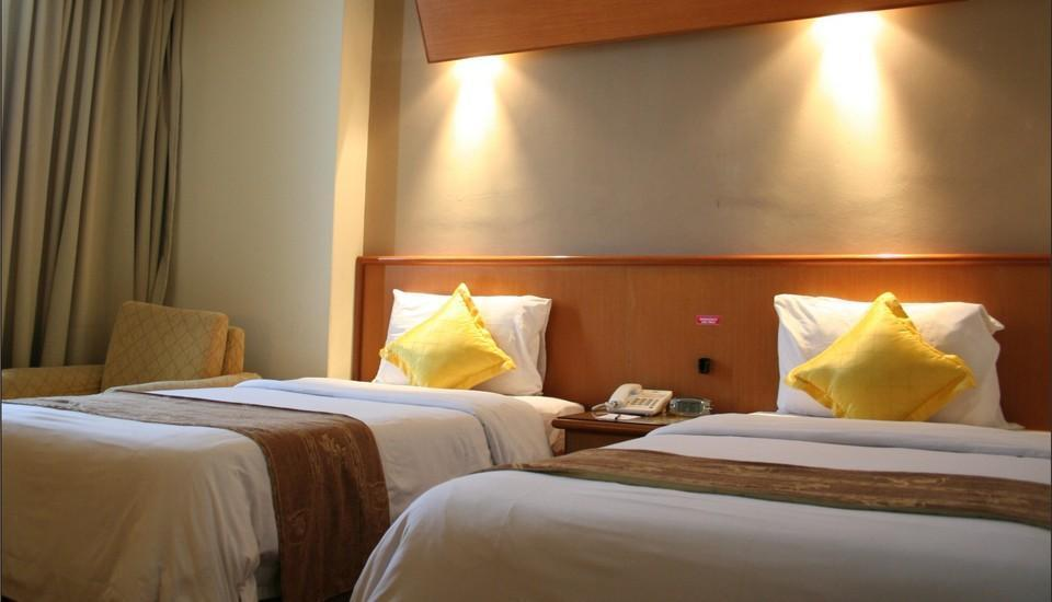 Hotel Pacific Balikpapan - Superior Twin Room Only Regular Plan