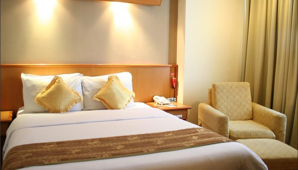 Hotel Pacific Balikpapan - Superior Double Room Regular Plan
