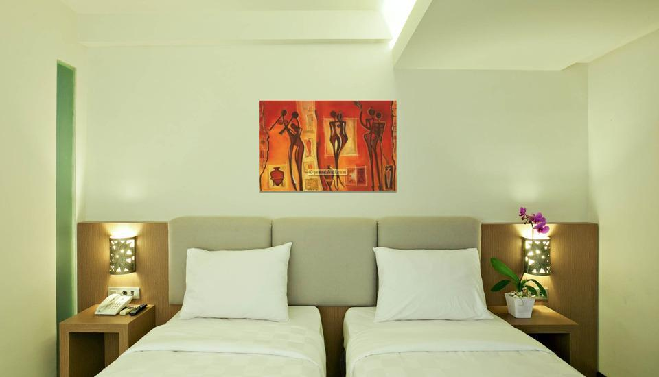Euphoria Hotel  Bali  - Superior Room Regular Plan