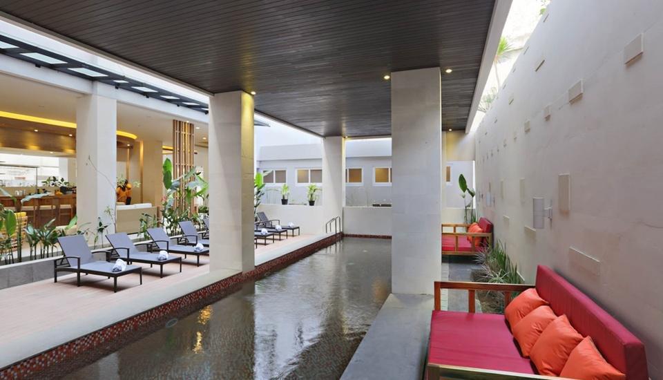 Euphoria Hotel  Bali  - Public Pool