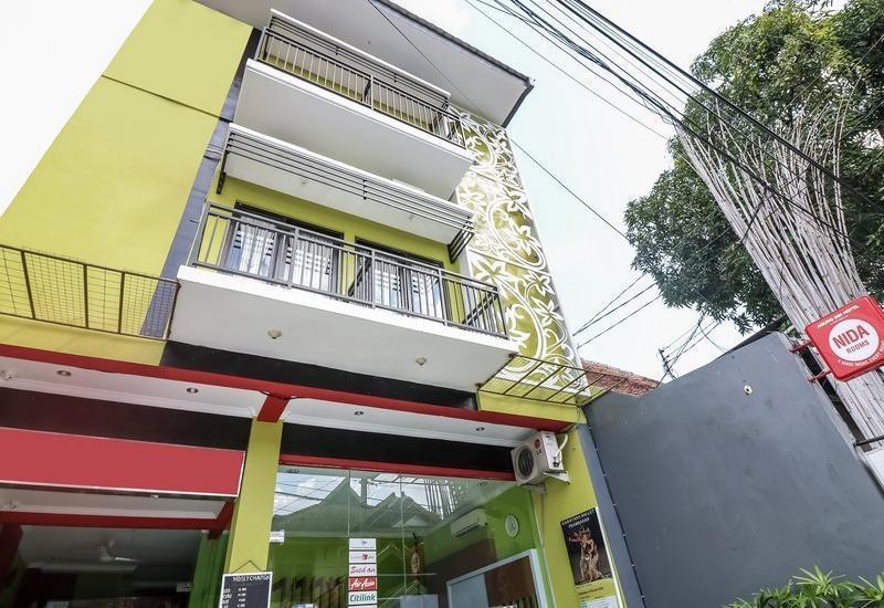 NIDA Rooms South Alun-Alun Kraton 5 Jogja - Penampilan
