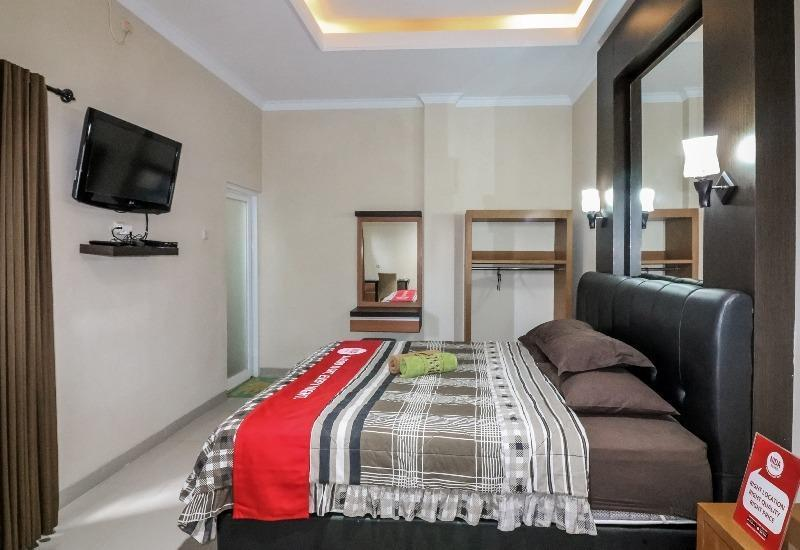 NIDA Rooms South Alun-Alun Kraton 5 Jogja - Kamar tidur