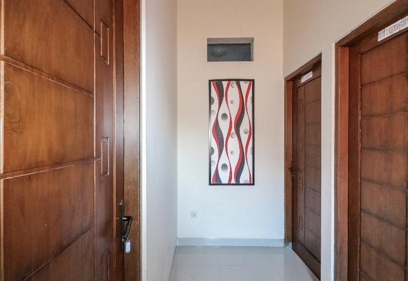 NIDA Rooms South Alun-Alun Kraton 5 Jogja - Pemandangan area