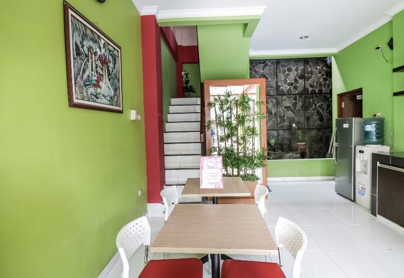 NIDA Rooms South Alun-Alun Kraton 5 Jogja - Restoran