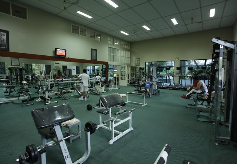 Hotel Blue Sky Balikpapan - Fitness Center