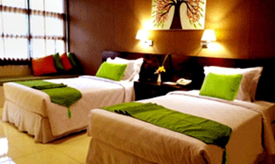Deview Hotel Batu - Deluxe Twin Room Breakfast Regular Plan
