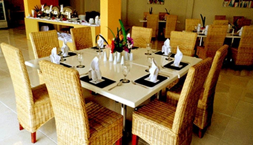 Deview Hotel Batu - Restaurant