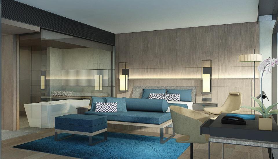 Royal Tulip Gunung Geulis Resort and Golf Bogor - Studio