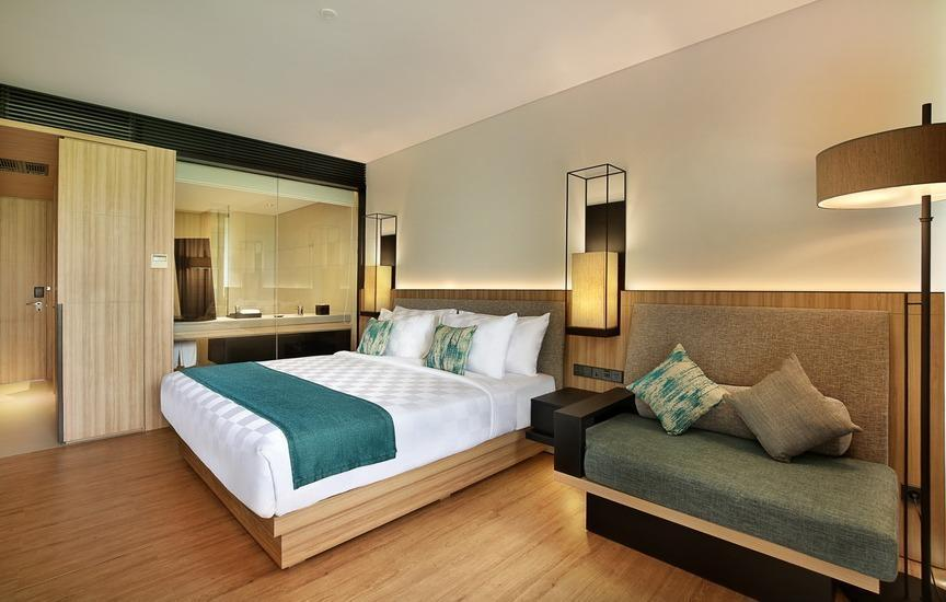 Royal Tulip Gunung Geulis Bogor - Deluxe Double Bed Regular Plan