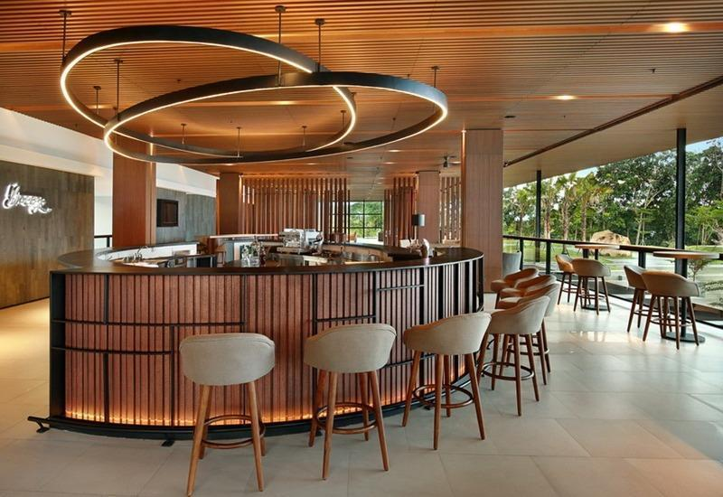 Royal Tulip Gunung Geulis Bogor - Restoran